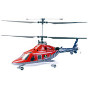 艾特航模 红狼370级共轴双桨直升机