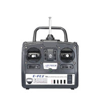 艾特航模 E-FLY100B型遥控设备套装(4CH)产品图片主图