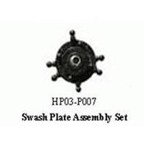 黑鹰 十字盘组(450配件)HP03-P007产品图片主图