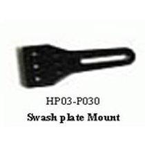 黑鹰 十字盘固定架组(450配件)HP03-P030产品图片主图