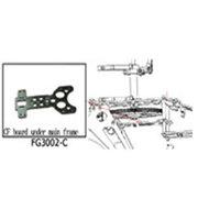 尚真 机身下板(碳纤)FG3002-C