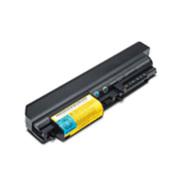 ThinkPad T61/R61系列(14宽屏) 9芯锂电池 43R2499