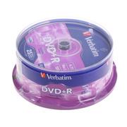 威宝 DVD+R 16速(全球包装25片装/62151)