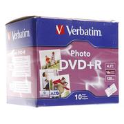威宝 Photo DVD+R 16速(全球包装单盒10片装/95523)