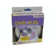 威宝 DVD+R DL 2.4速(10片装)
