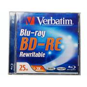 威宝 BD-RE 2速(单片盒装/43614)