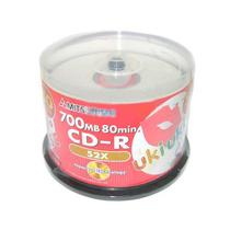 三菱 红唇白金 CD-R 52速(50片装)产品图片主图