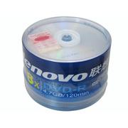 联想 DVD-R 8速 水晶银(50片装)