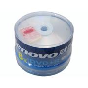 联想 DVD+R 8速 水晶银(50片装)