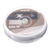 铼德 DVD+R DL 8速 台产(10片桶装)产品图片主图