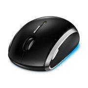 微软 无线蓝影便携鼠标6000