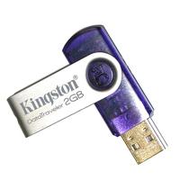 金士顿 DataTraveler DT101(4G)产品图片主图