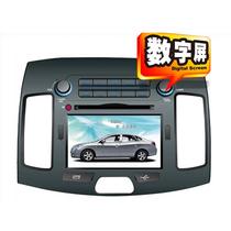 路特仕 现代悦动专用DVD导航一体机产品图片主图