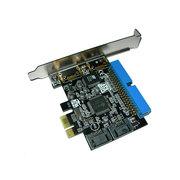 魔羯 PCI-E(x1) eSATA PATA卡 MC267