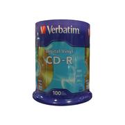 威宝 蓝釉 CD-R 52速(100片桶装)