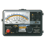 KYORITSU MODEL 3161A(指针式绝缘测试仪)