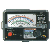 KYORITSU MODEL 3321A(指针式绝缘电阻计)