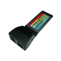 魔羯 ExpressCard USB2.0卡 34MM(4U) MC564产品图片主图