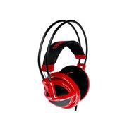 赛睿 Full-Size Headset Red
