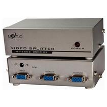 迈拓 MT-2502 VGA分配器产品图片主图