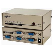 迈拓 MT-1504 VGA分配器产品图片主图