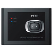 OCOM 塑钢感应巡更棒通讯座PBU360