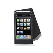 贝尔金 iphone 3G翻盖牛皮套(黑)F8Z337zh