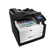 惠普 LaserJet Pro CM1415fn(CE861A)