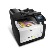 惠普 LaserJet Pro CM1415fnw(CE862A)