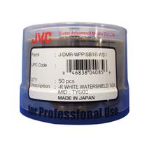 JVC WaterShield DVD-R 可打印光盘(50片装)产品图片主图