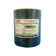 JVC DVD-R 可打印光盘(100片装)