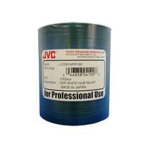 JVC CD-R 可打印光盘(100片装)产品图片主图