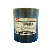 JVC DVD-R 防划耐磨可打印光盘(100片装)