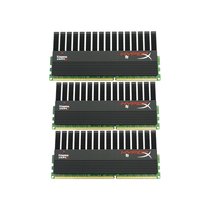 金士顿 骇客神条12G DDR3 1600套装(KHX1600C9D3T1BK3/12GX)产品图片主图