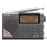德生 PL-210数字调谐收音机
