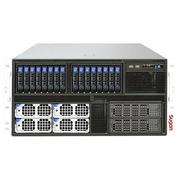 曙光 天阔I950r-G(Xeon E7540*8/16GB/146GB*2)