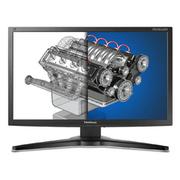 优派 (ViewSonic)VP2765-LED 27英寸专业液晶显示器(顶级MVA面板,旋转屏,DP接口)