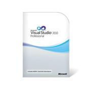 微软 VS Pro w/MSDN Retail 2010 ChnSimp Programs DVD