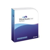微软 VS Prem w/MSDN Retail 2010 English Programs Not to Latam Renwl产品图片主图