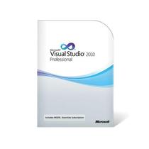 微软 VS Pro w/MSDN Retail 2010 English Programs Not to Latam DVD产品图片主图