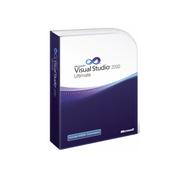 微软 VS Ultimate wMSDN Rtl 2010 English Programs Not to Latam DVD