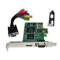 天创恒达 TC-739 1080P DVI HDMI采集卡产品图片主图