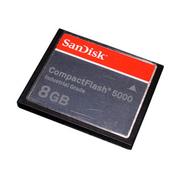 闪迪 工业级专用CF卡5000型(8GB)