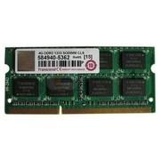 创见 4GB DDR3 1333 笔记本内存