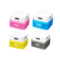 飚王 彩晶 USB HUB  SHU020产品图片主图