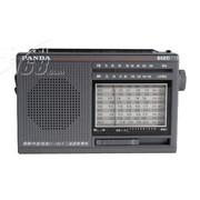 熊猫 6120高灵敏度十二波段收音机