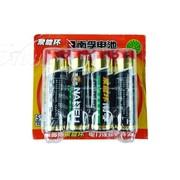 南孚 LR6-4B 聚能环无汞 5号碱性电池(4粒装)