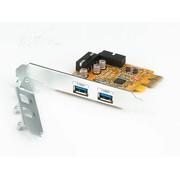 ORICO PFU3-2O2I USB3.0 PCI-E扩展卡