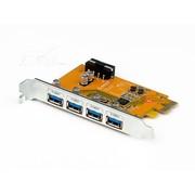 ORICO PFU3-4P USB3.0 PCI-E扩展卡