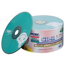 日胜 日亿CD-R 50片简装产品图片主图